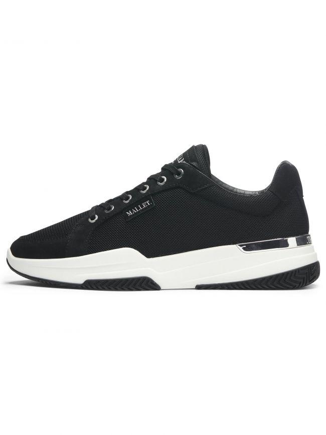 Black Mesh Kingsland Sneaker