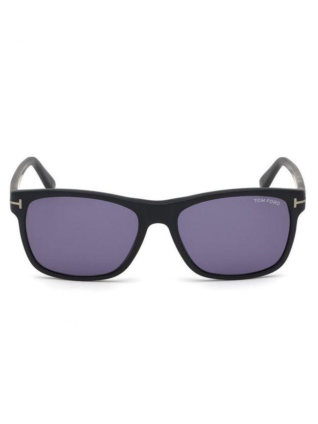 Black Giulio Sunglasses