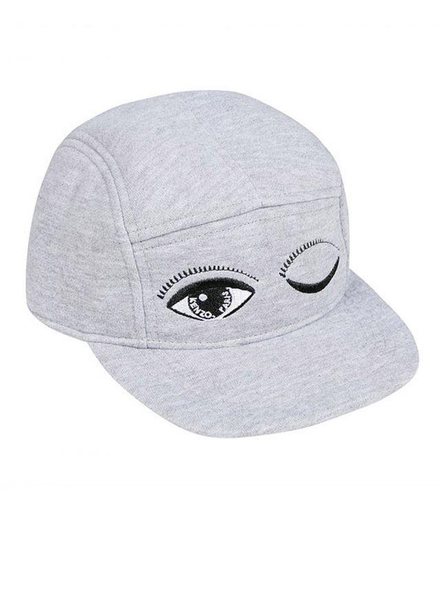 Kenzo Kids Grey Cap