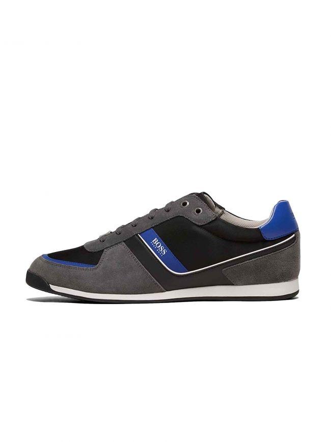 Dark Grey Glaze Low Trainer