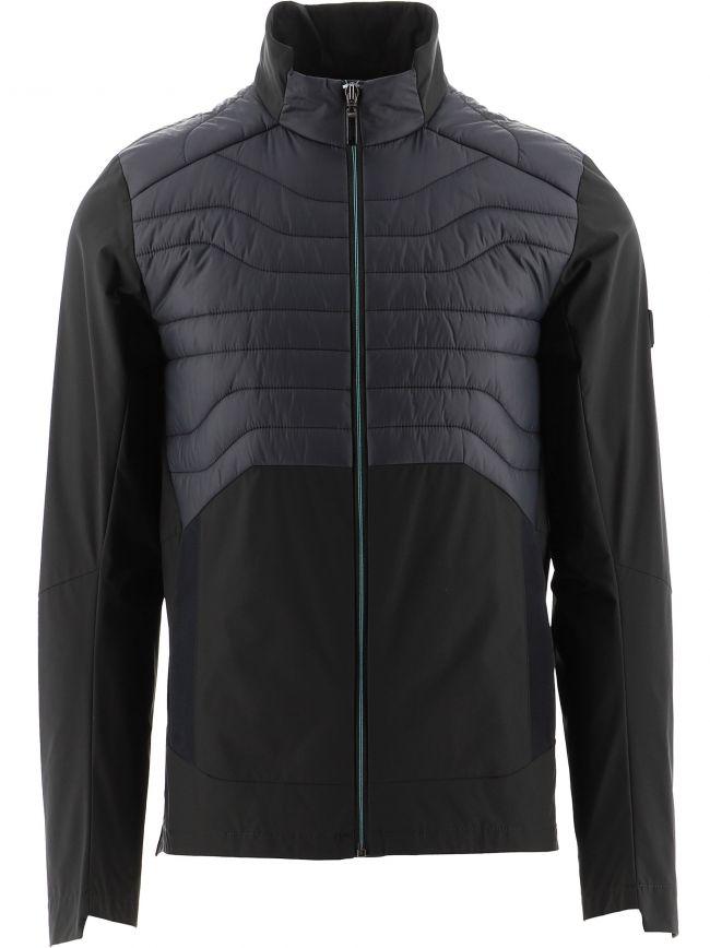 Black J_Bario Padded Jacket