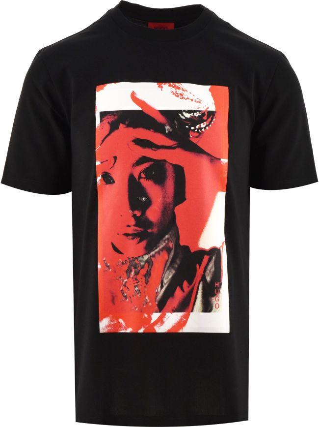 Black Dangur T-Shirt