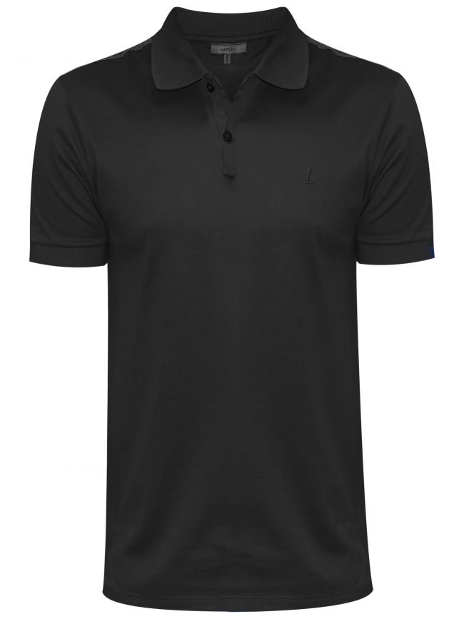 Black L Polo Shirt