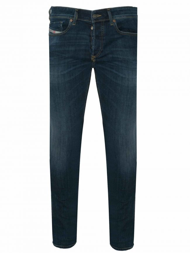 Blue Rinse Slim Fitting Sleenker-X