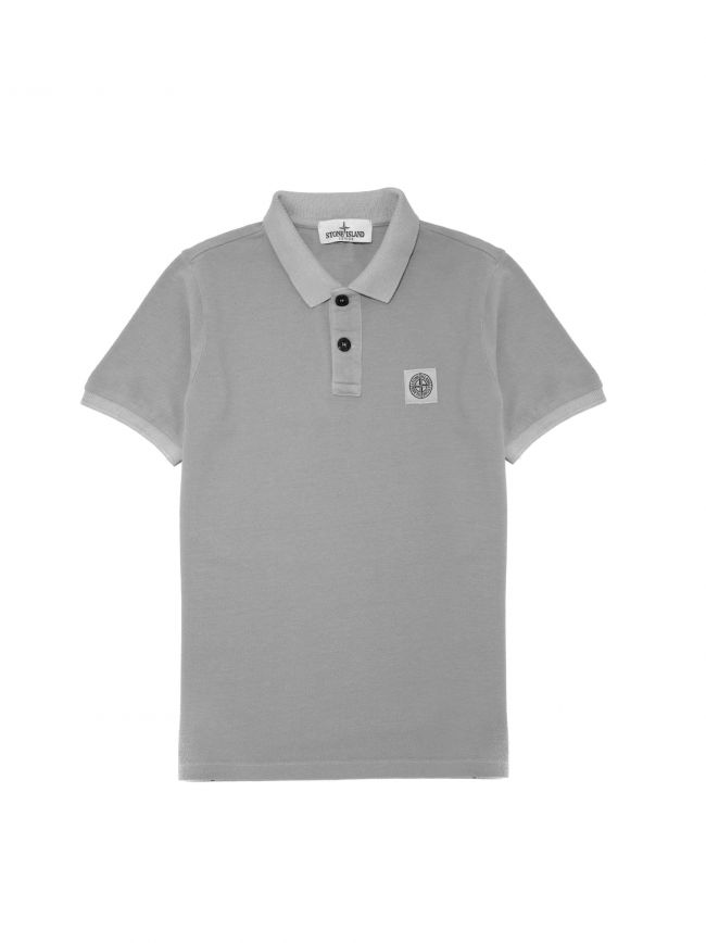 Grey Piquí© Polo Shirt