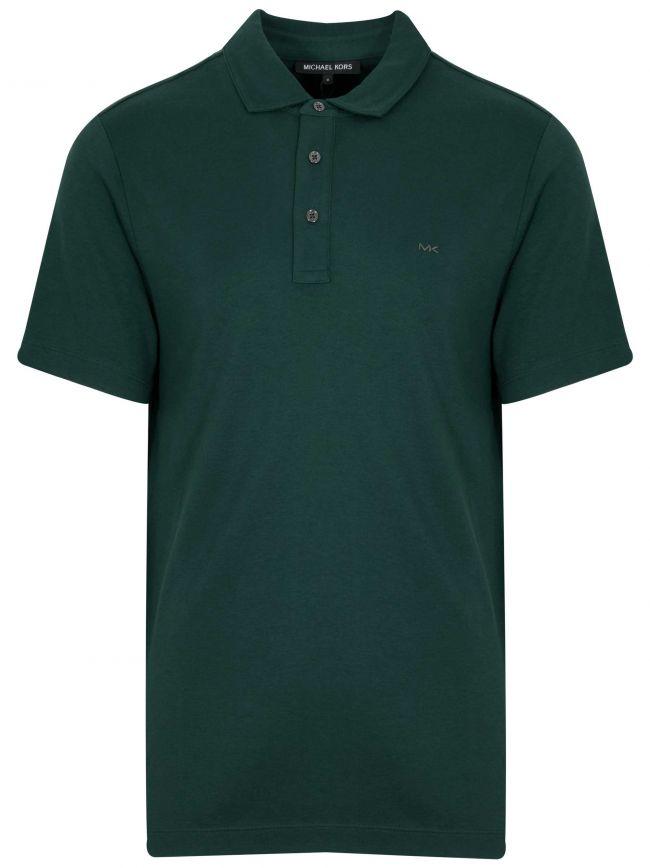 Classic Atlantic Green Polo Shirt