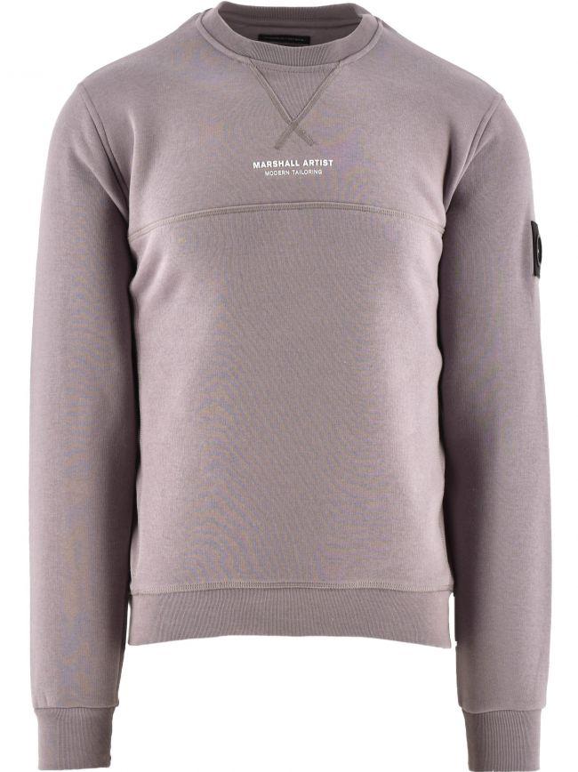 Purple Siren Crewneck 420 Sweatshirt