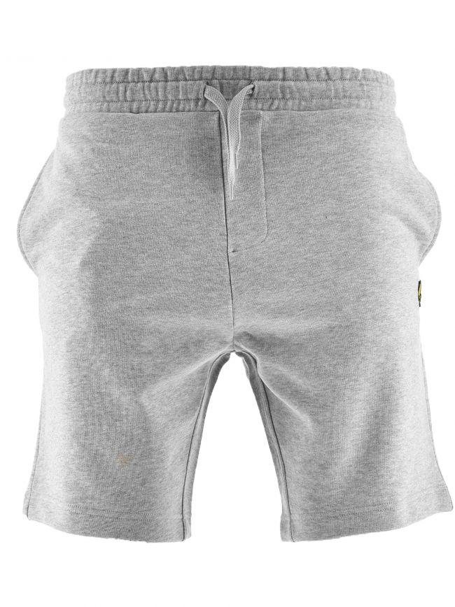 Grey Sweat Short