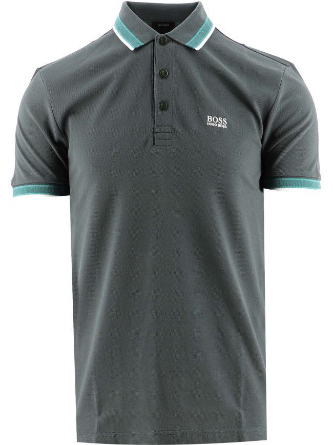 Green Paddy Polo Shirt