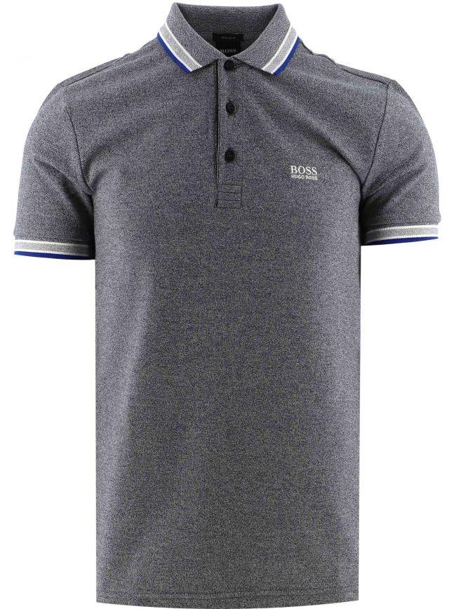 Grey Paddy Polo Shirt