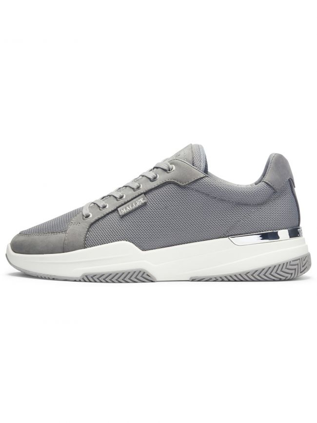Grey Mesh Kingsland Sneaker