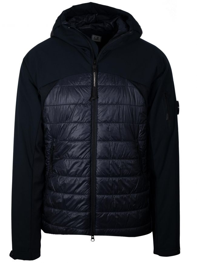 Navy Pro-Tek Quilted Jacket