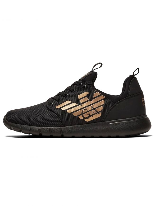 Black & Gold Eagle Lightweight Runner