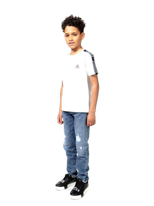White Randy T-Shirt
