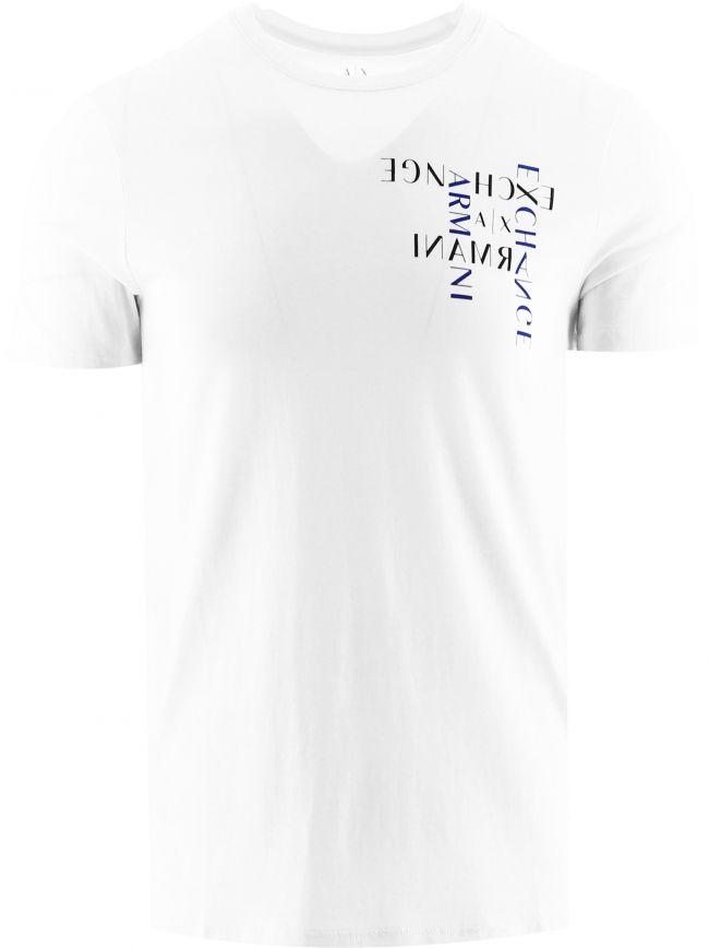 White Regular Fit T-Shirt