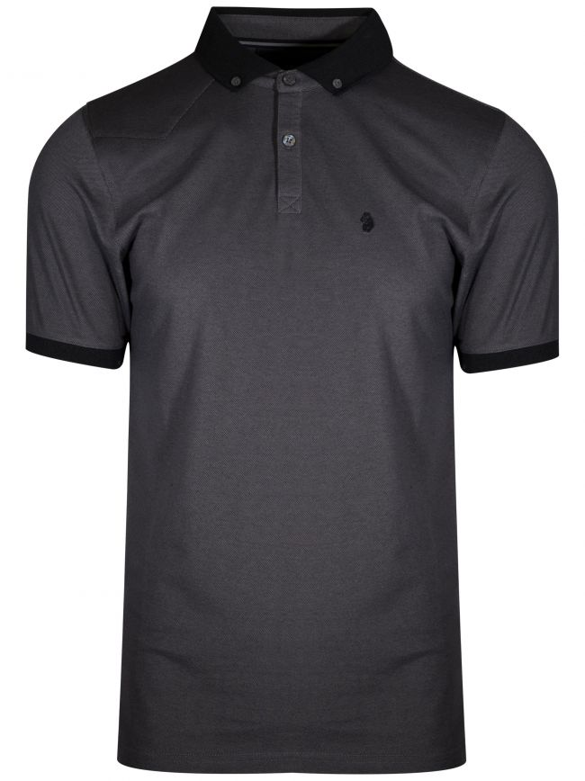 Billiam Black Polo Shirt