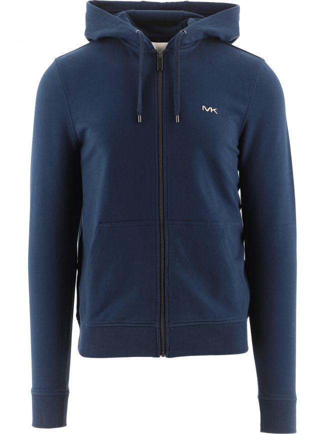 Navy Hooded Tracksuit (Sweatshirt Only)