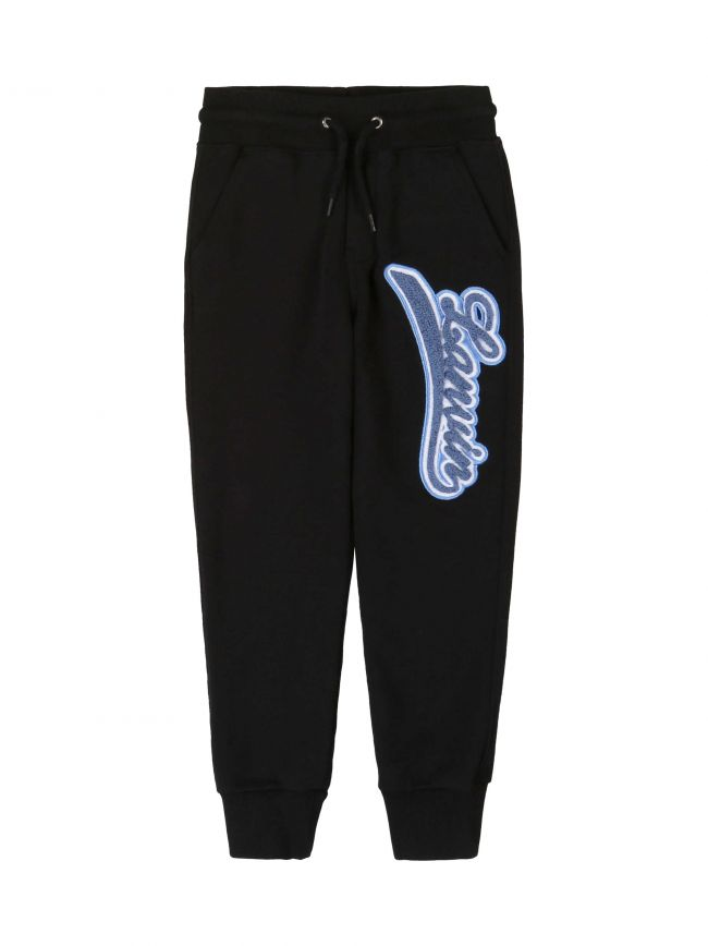Lanvin Kids Lanvin Kids Black Trousers