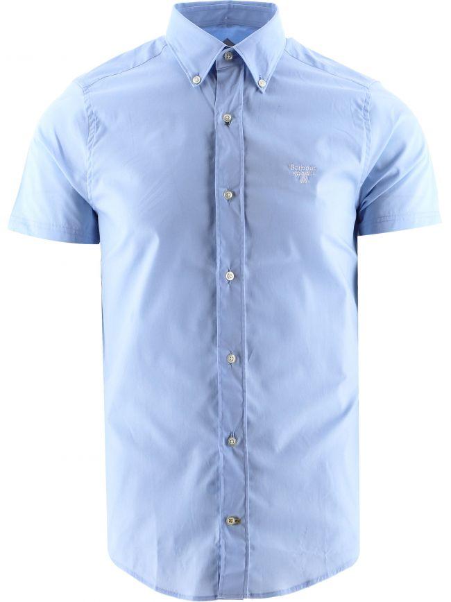 Blue Short Sleeve Seathwaite Shirt