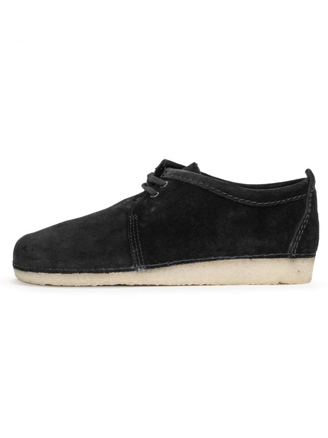 Black Suede Ashton